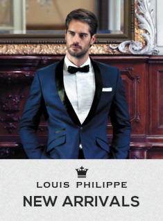 Louis Philippe Clothes Online India